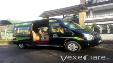Xe Anh Linh Limousine