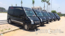 Xe Minh Anh Limousine